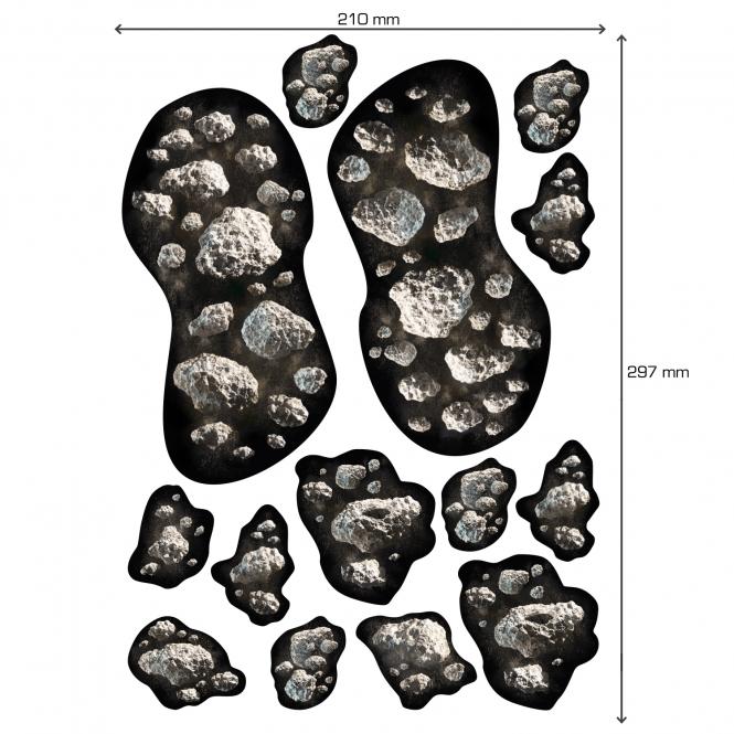 Asteroiden Templates