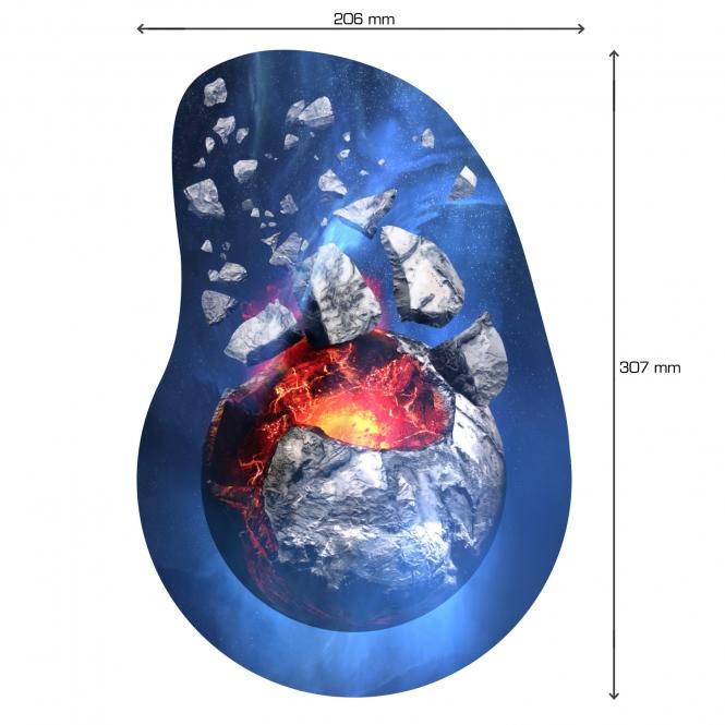 Broken Planet Template
