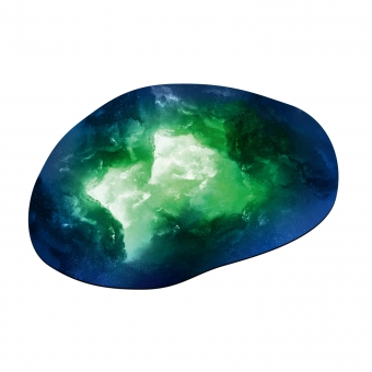 Green Nebula Template